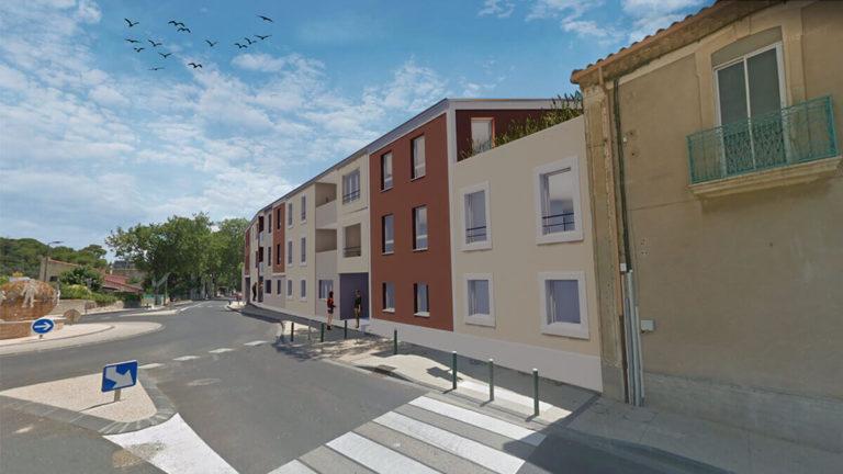 FLORENSAC- MAS SALENGRO -2022- 44 logements - Archigroup