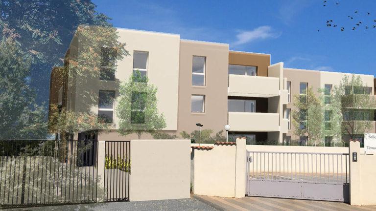 PEZENAS - LES OLIVIERS - 2022- 29 logements - Archigroup