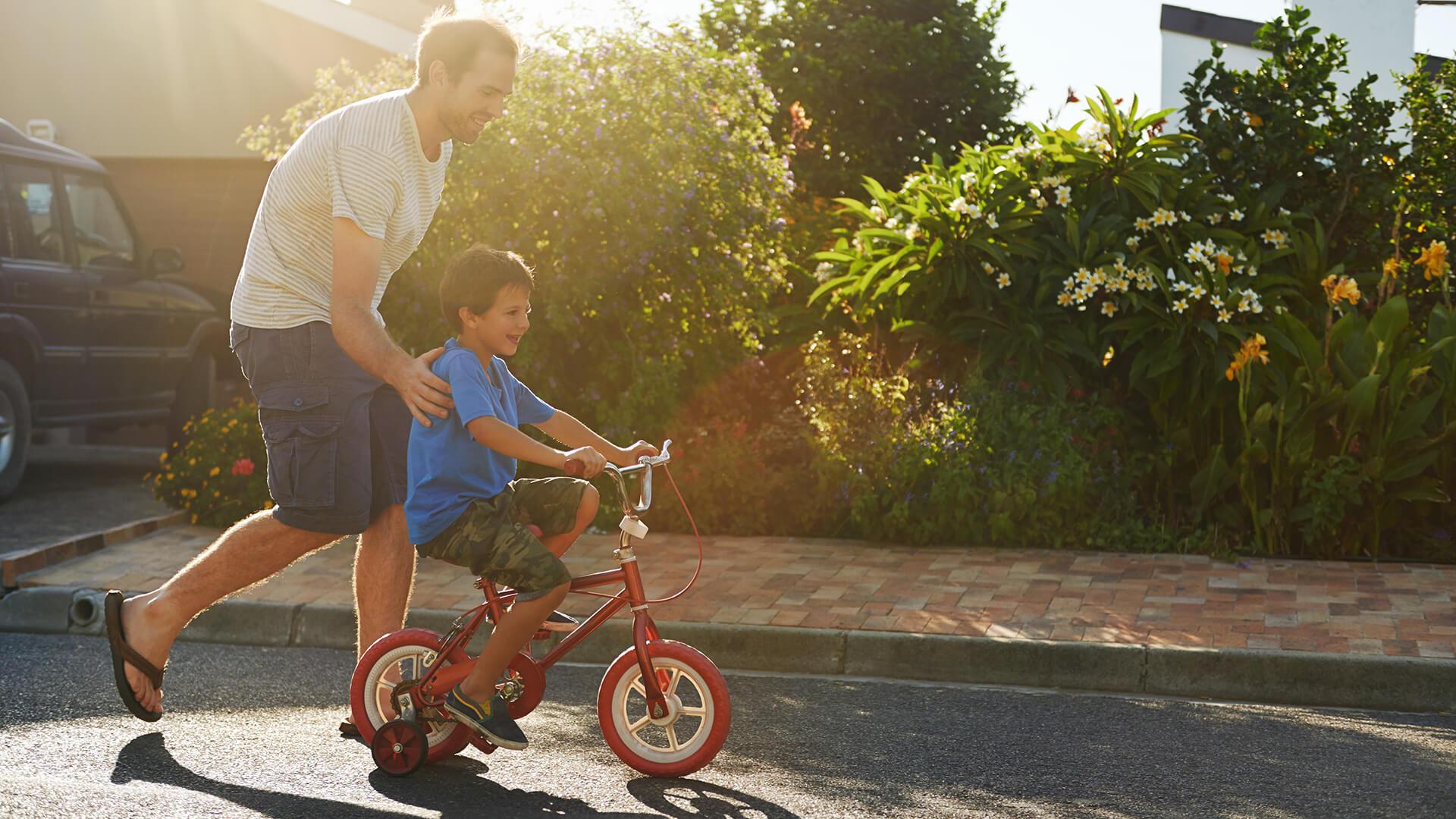 Akcess Promotion enfant vélo